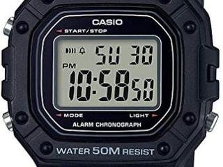 Casio Men s W 218H 1AVCF Classic Digital Display