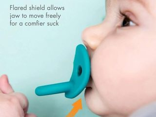 Boon Jewl Orthodontic Silicone Stage 2 Pacifier