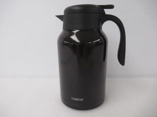 As Is  SDREAM 68 Oz Coffee Carafe Thermal For