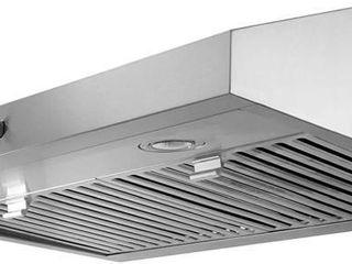 Vesta Stainless Steel 500CFM Stylish Under Cabinet
