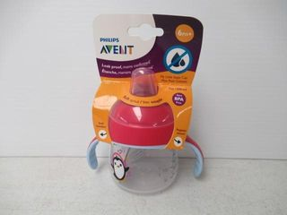 Philips Avent My Penguin Sippy Cup 7oz  Mixed  1