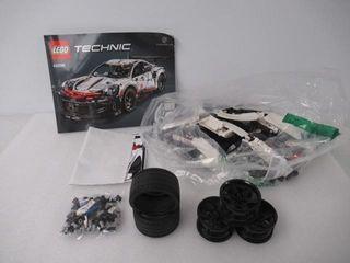 As Is  lEGO Technic Porsche 911 RSR 42096