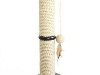 Cat Scratching Post Tree   12 x 12 x 25 Inches