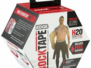 RockTape H2O Edge Highly Water Resistant