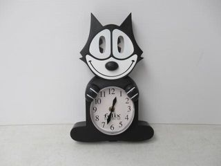 As Is  Authentic Cartoon Collectible Felix The