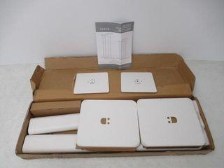 As Is  Kanto SP32PlW 32  Bookshelf Speaker