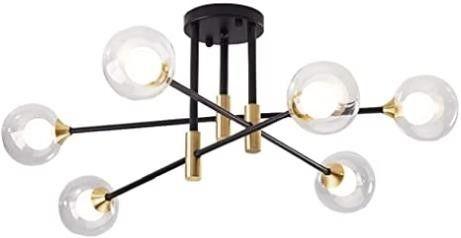 Dellemade Modern Sputnik Chandelier  XD00958 6