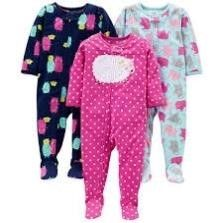 3 Pack Simple Joys by Carter s Girls  12 Months