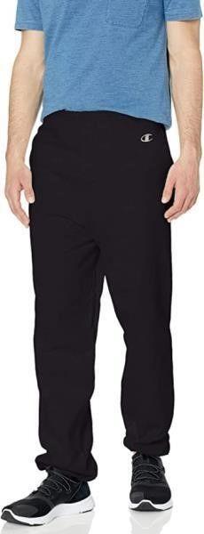 Champion Men s large Cotton Max Fleece Sweatpant