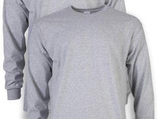2 Pack Gildan Men s large Ultra Cotton Adult long