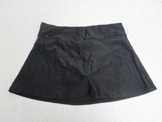 Women s Small Swim Skirt  Black Brand Unknown