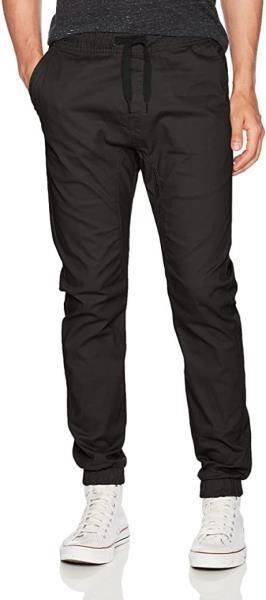 WT02 Men s X large Jogger Pants in Basic Solid