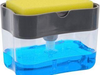Schroeder   Tremayne Soap Pump Dispenser and
