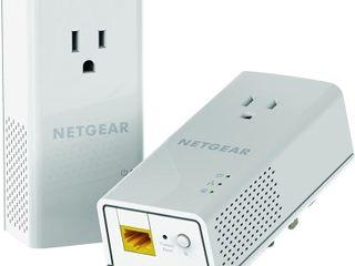 NETGEAR Powerline 1200   Extra Outlet  PlP1200