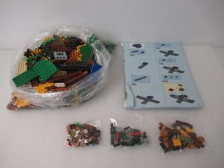 As Is  lEGO 21318 Tree House Building Kit  3036