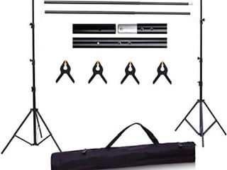 Backdrop Support Stands  Ohuhu Photo Video Studio