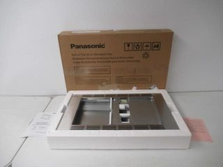 Panasonic Built In Trim Kit For Microwave Oven