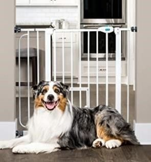 Carlson Pet Products ExtrabWide Walk Through Gate
