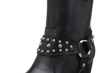 Ad Tec Women s 8 M US 10  Harness Biker Boot