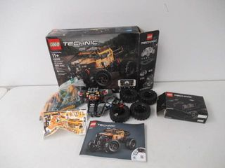 As Is  lEGO Technic4x4 X treme Off Roader 42099