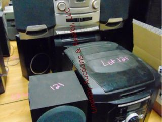 3 CD Player systems  RCA   Sony
