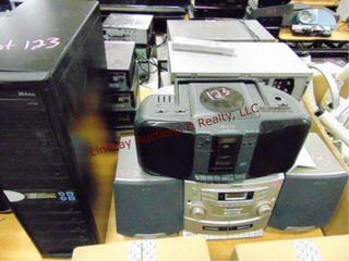 Dvd rom 16x max tower   2 stereo systems