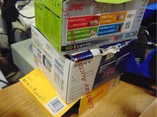 3 cameras various styles SEE PICS
