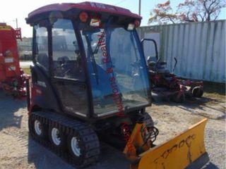 Toro Groundsmaster 7210 Diesel Polar Trac w
