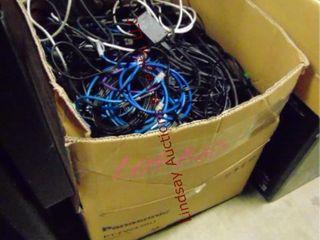 1 box w  various cords