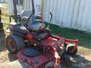 Toro 6000 series Z master professional mower