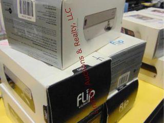 5 flip video cameras