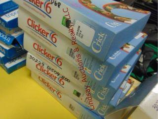 5 clicker 6 software