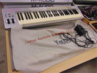 3 Piano keyboards  Yamaha MIE 1   2 M audio