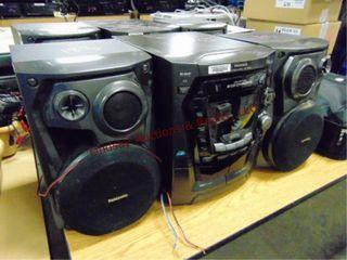 Panasonic stereo system SA AK300