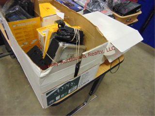 Box w  Kodak easy share printer   supplies