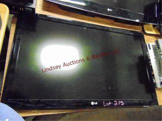 46  lG flatscreen tv