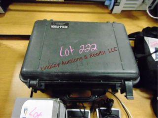 Video flex keravision 7000 series in case