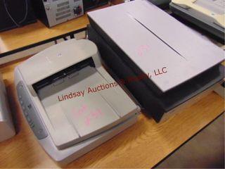 3 printers HP scanjet 5590  Epson V750 PRo