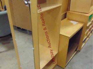 2 pcs kid school furniture  cubby 18 x 18 x 50 5