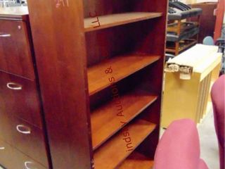 Bookshelf DK wood 36 x 14 x 67