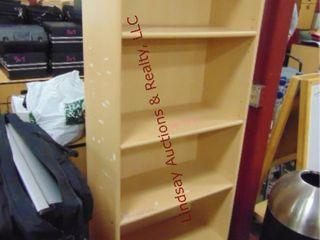 Book shelf 25 x 17 5 x 72