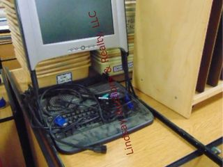 Dell poweredge rack console 15FP   keyboard