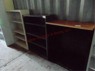 3 metal shelves 34x 13 x 42  34 x 13 x 48