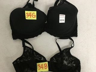 FINAl SAlE ASSORTED WOMENS BRA SIZE 34G  AND 34B