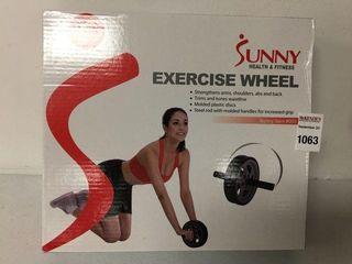 SUNNY EXERCISE WHEEl