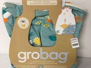 GROBAG BABY SlEEPING BAG SIZE 0 6M