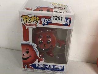 POP  KOOl AID MAN VINYl FIGURE