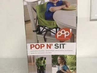 SUMMER POP N  SIT PORTABlE B OOSTER SEAT