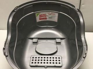 NATURE MIRAClE HOODED FlIP TOP lITTER BOX