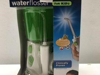 WATERPIK WATERFlOSSER FOR KIDS